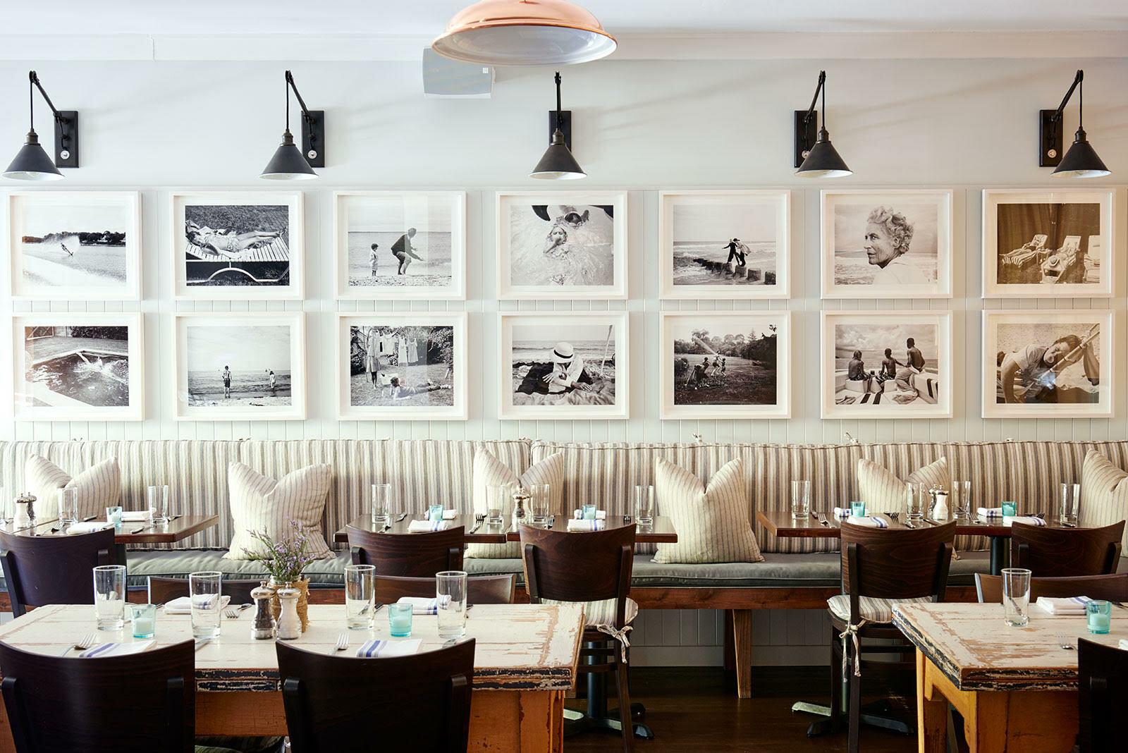 The interior of Highway Restaurant & Bar