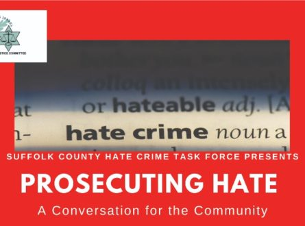 Prosecuting Hate: A Conversation for the Community