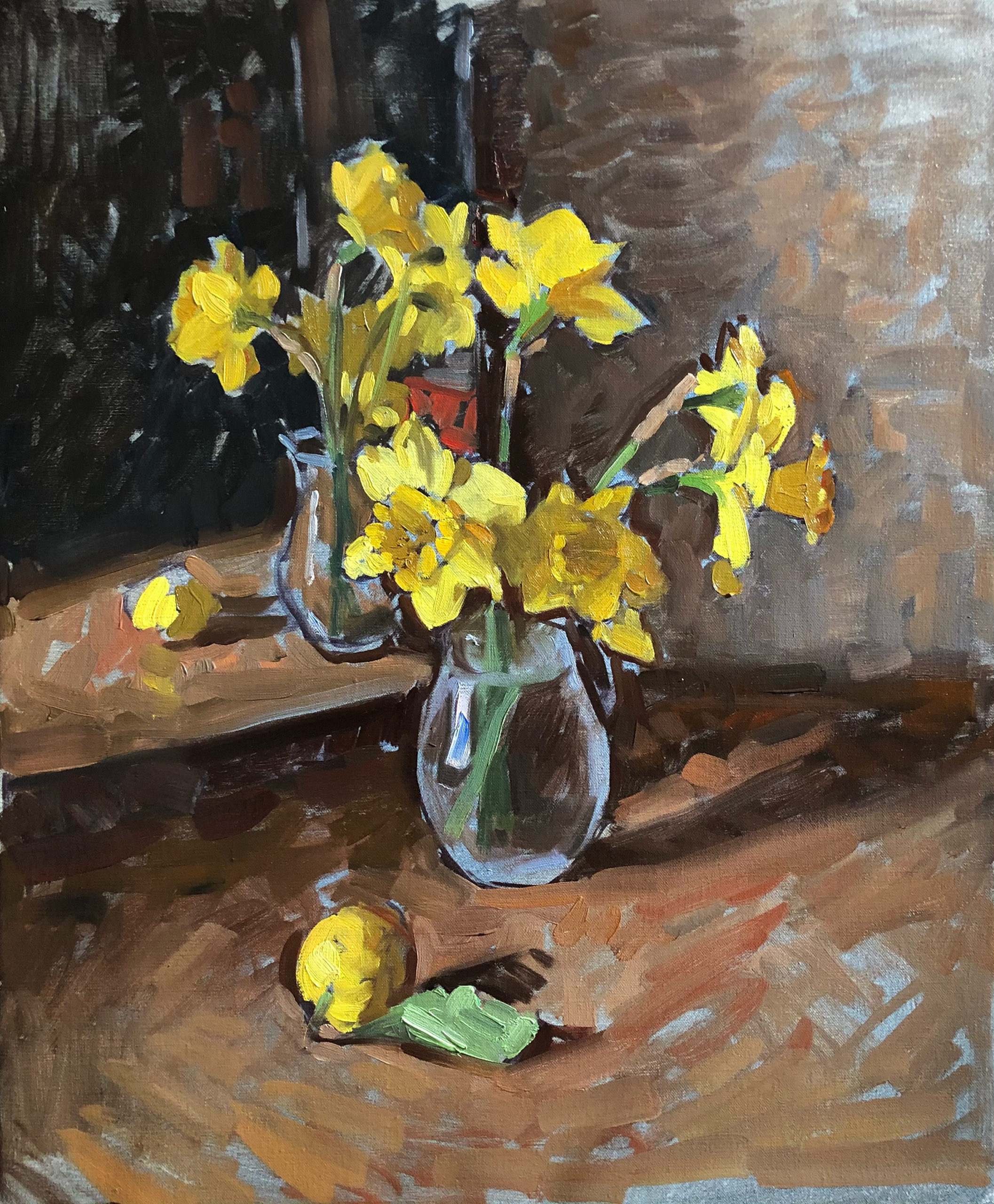 "Amy Florence ""Daffodils."""
