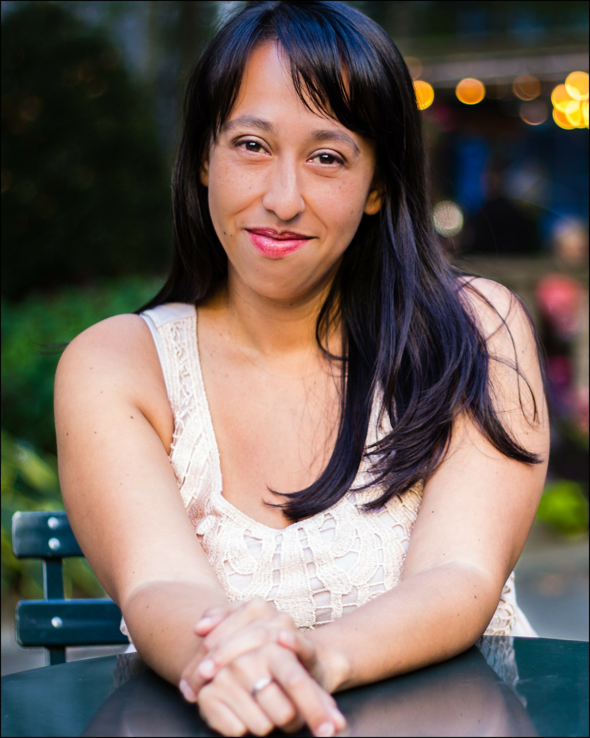 Hope Villanueva is the new literary manager at Bay Street Theater.