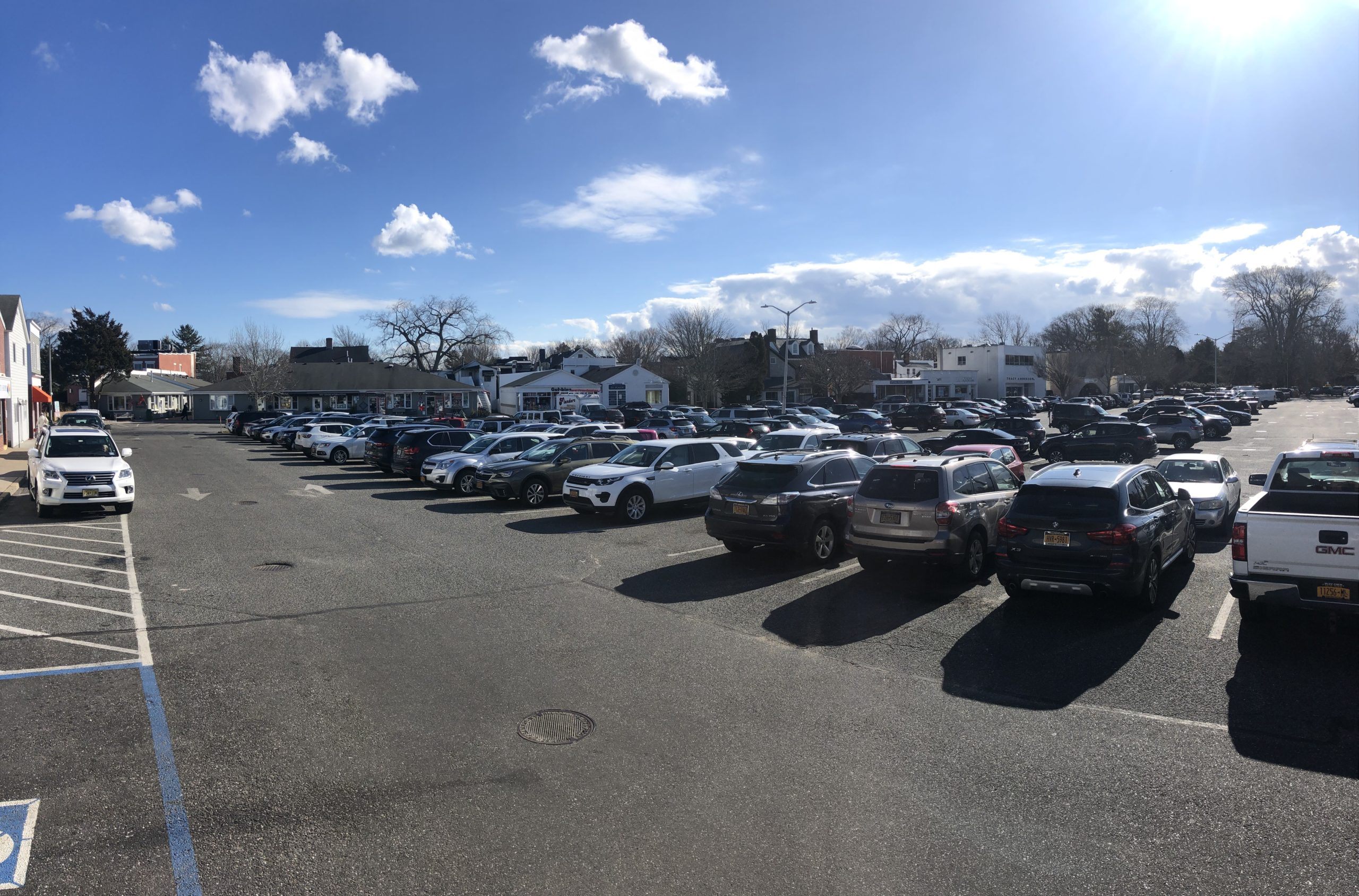 East Hampton Village adopted a new paid parking policy that will allow parking in the village's main lots  for an extra hour, for a fee.