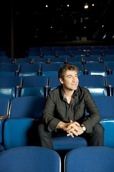 Scott Schwartz at Bay Street Theater.