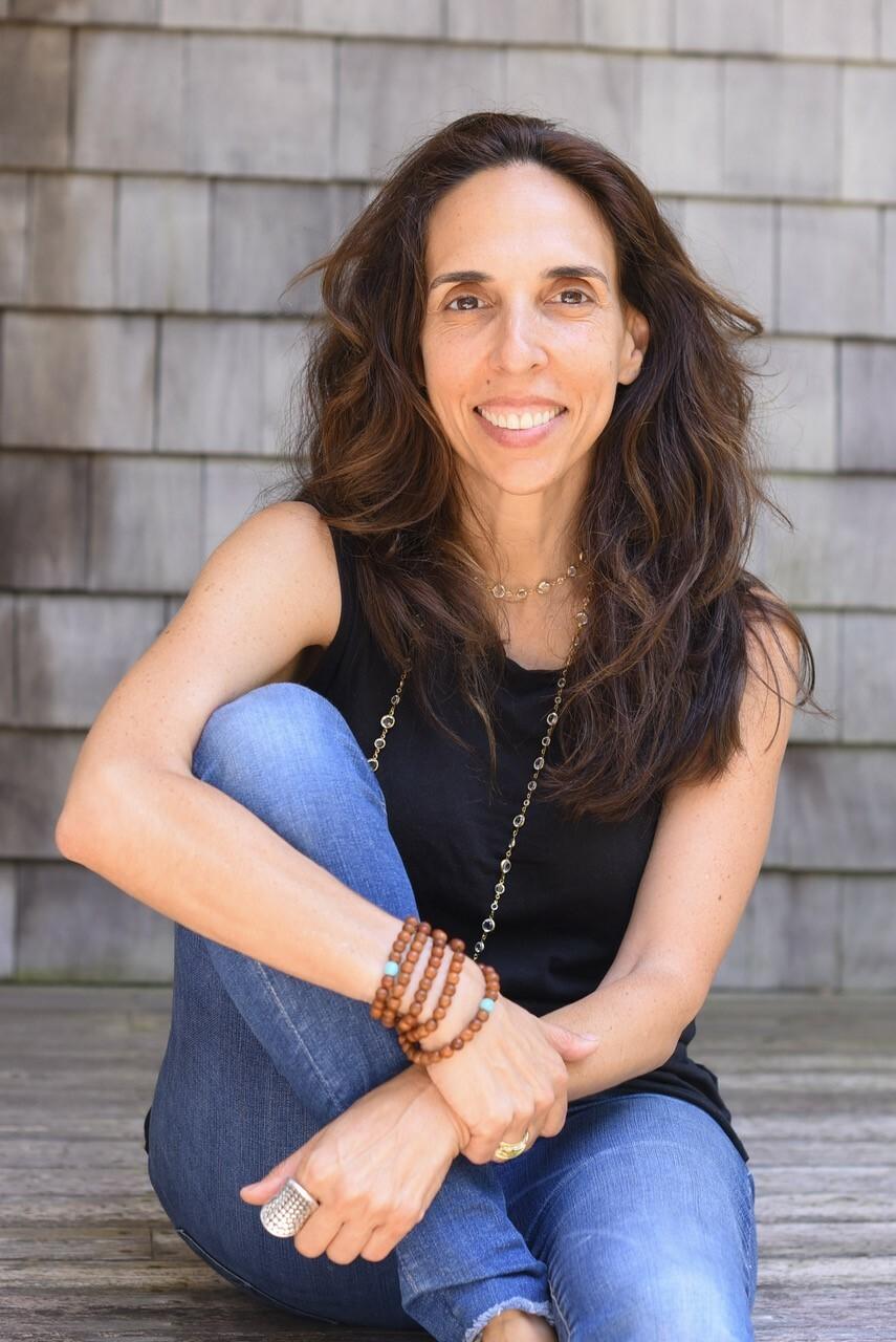 Children's book author Susan Verde.