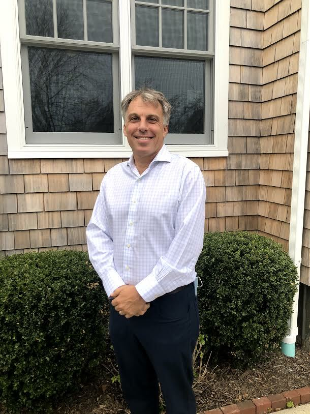 Incumbent Southampton Village Board Member Andrew Pilaro is running for re-election.