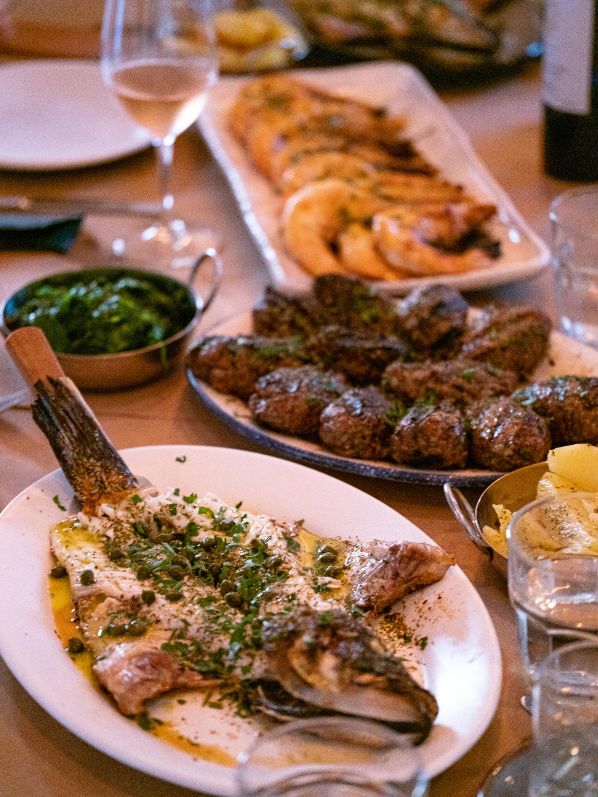 Celebrate Greek Easter with Elaia Estiatorio.