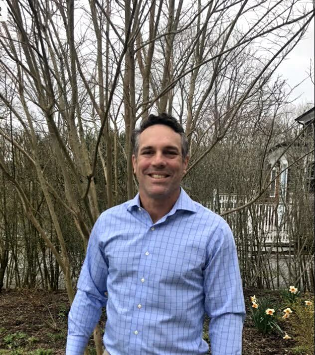 Incumbent Village Board member Mark Parash is running for re-election.