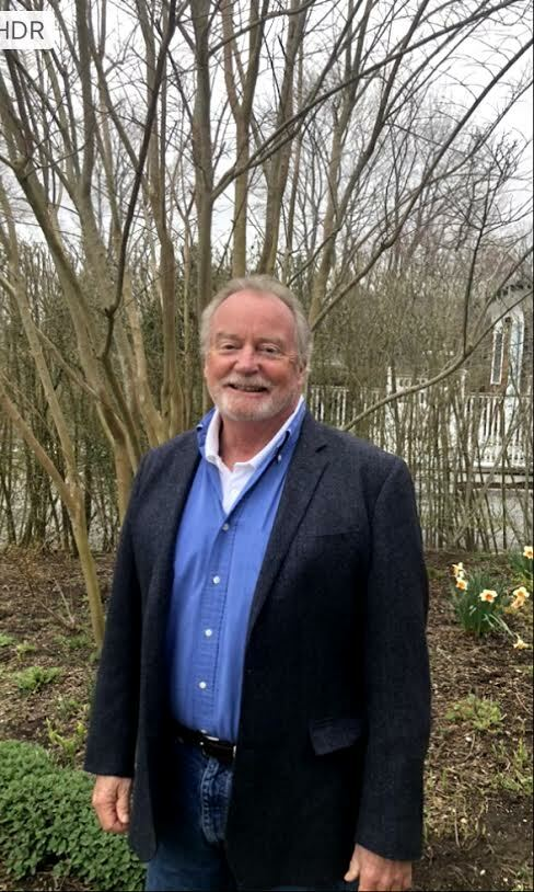 Former Southampton Village Mayor Michael Irving is running for the top spot in Southampton again.