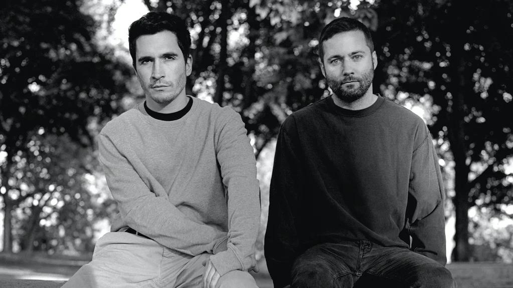 Proenza Schouler cofounders/designers Lazaro Hernandez and Jack McCollough.