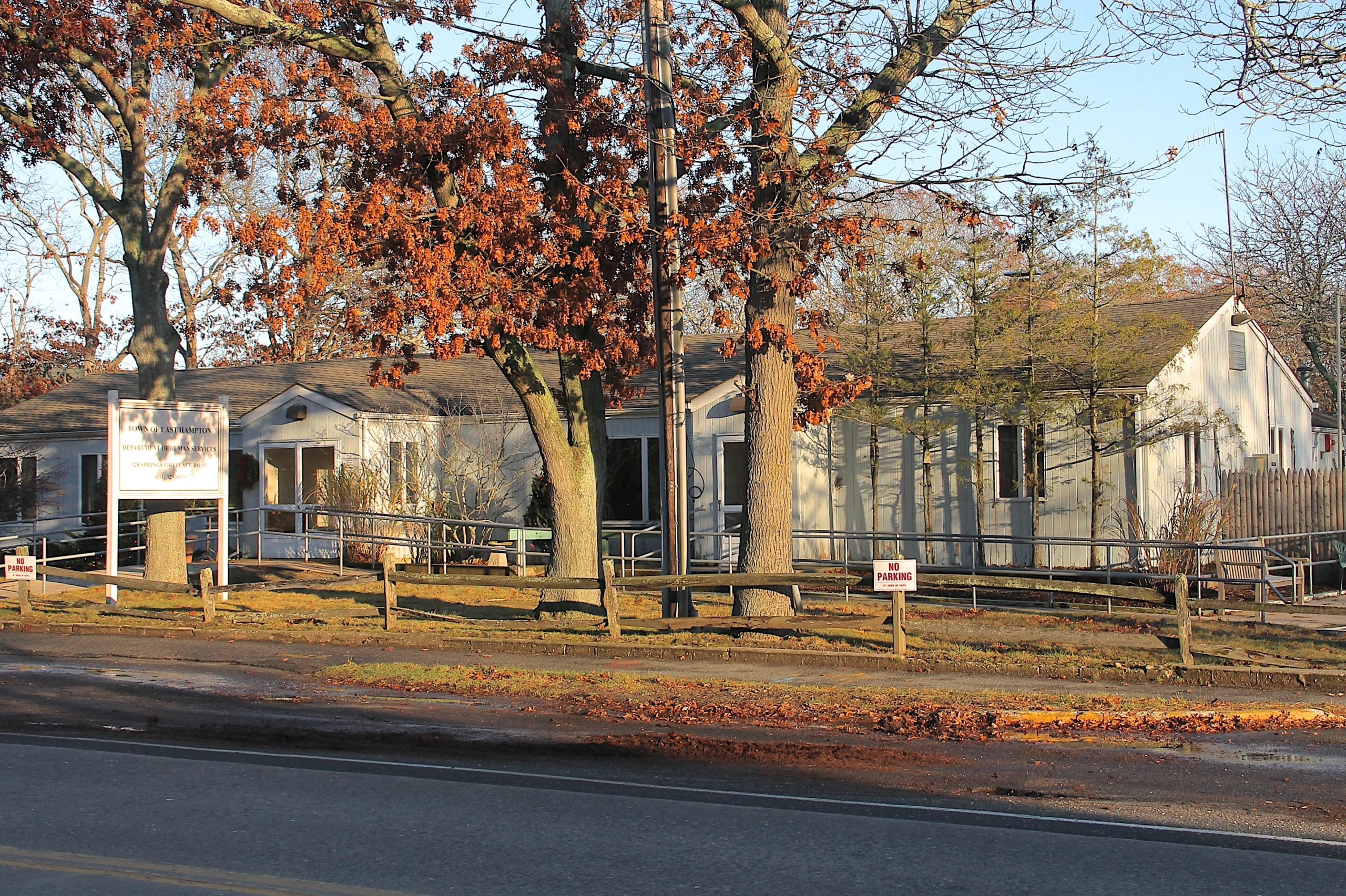 East Hampton Town is going back to the drawing board on plans for a new senior center and expects to announce where the building will be constructed soon.