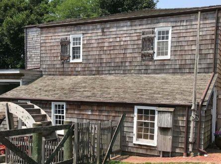 Visit Water Mill Museum