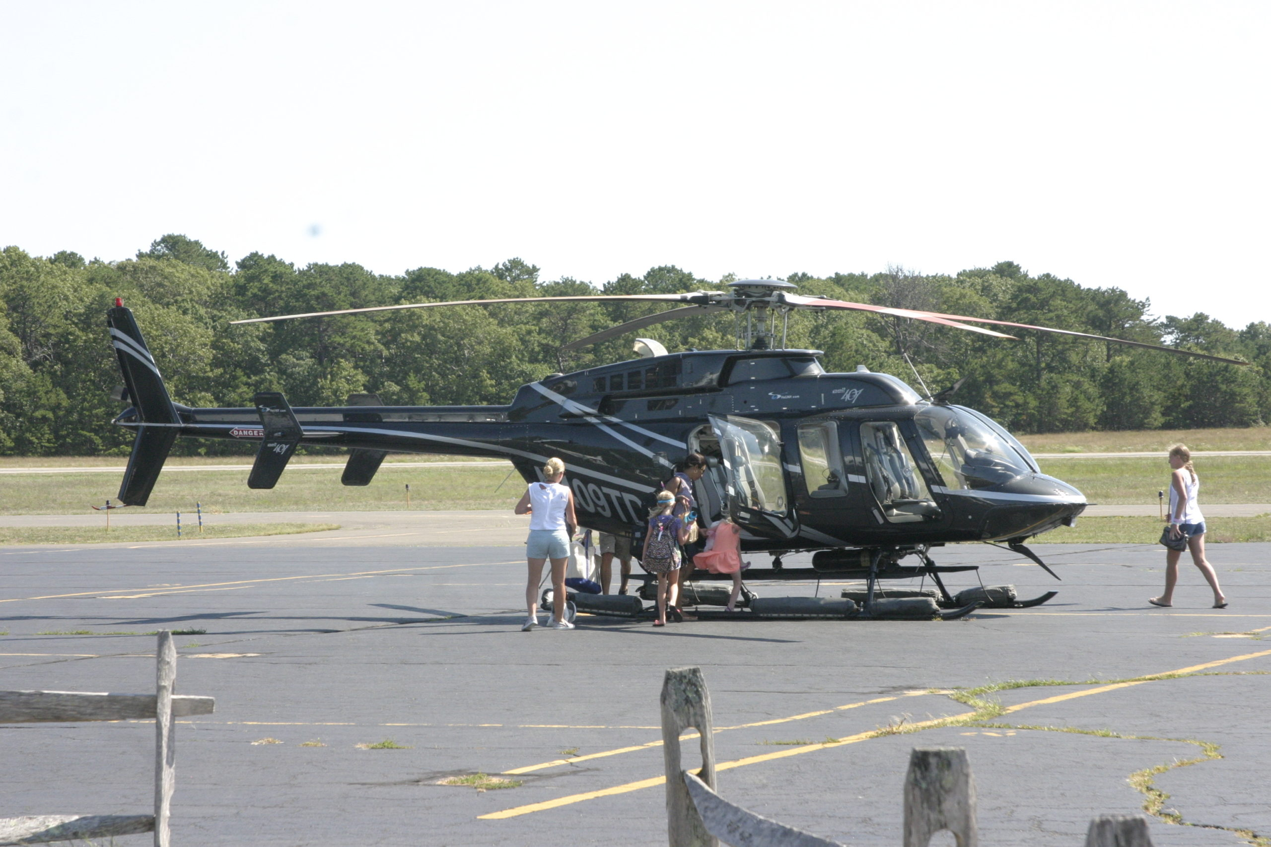 The well-heeled folk who use East Hampton Airport as their entry point to the Hamptons spend more than most visitors, but an economic study commissioned by East Hampton Town says commuting by air might not be as valuable to the town as aviation advocates have claimed.