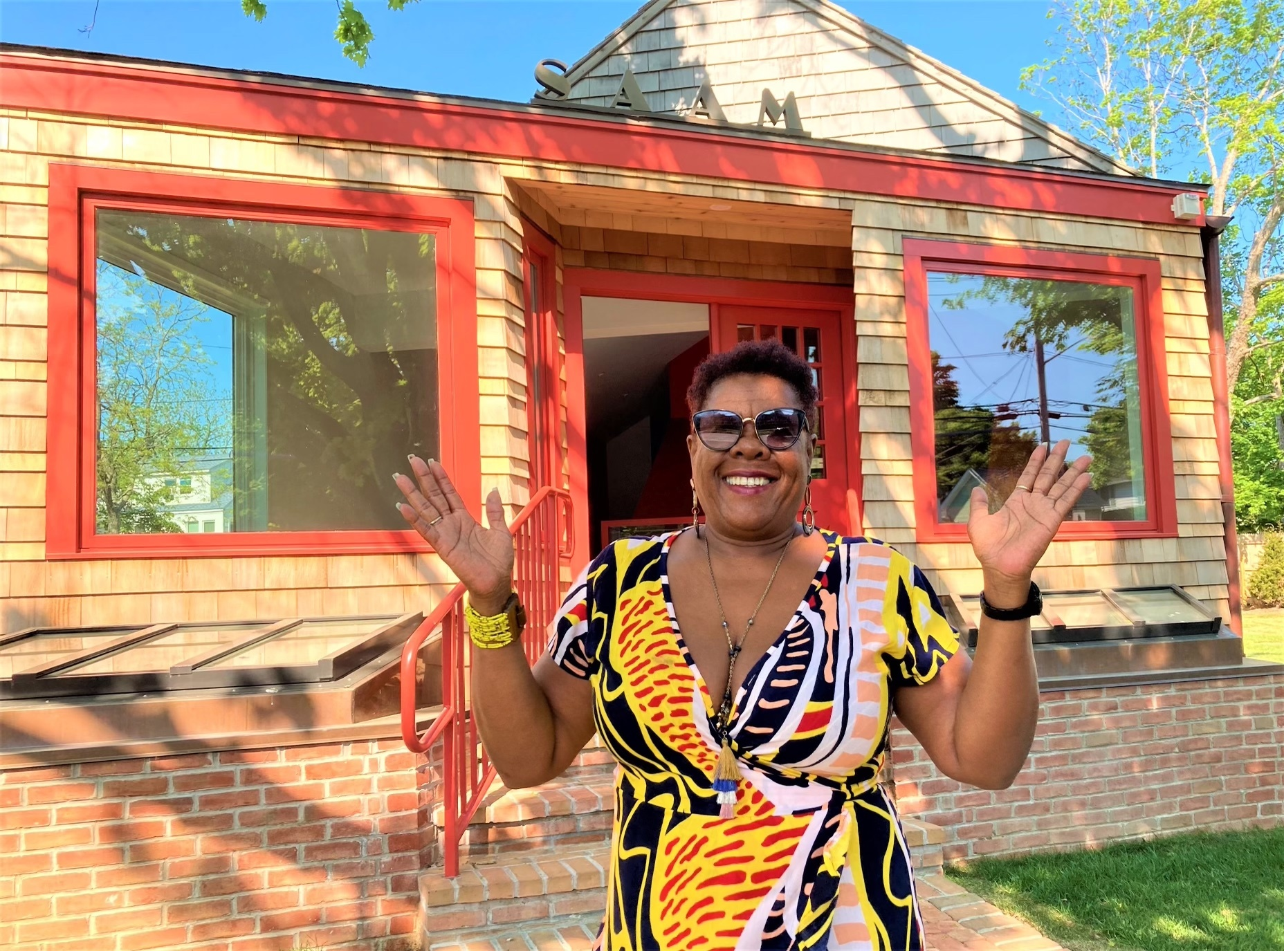 Brenda Simmons, founder of the Southampton African American Museum