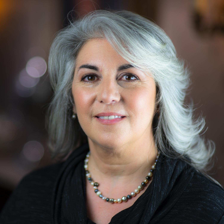 Author Claire Bellerjeau.