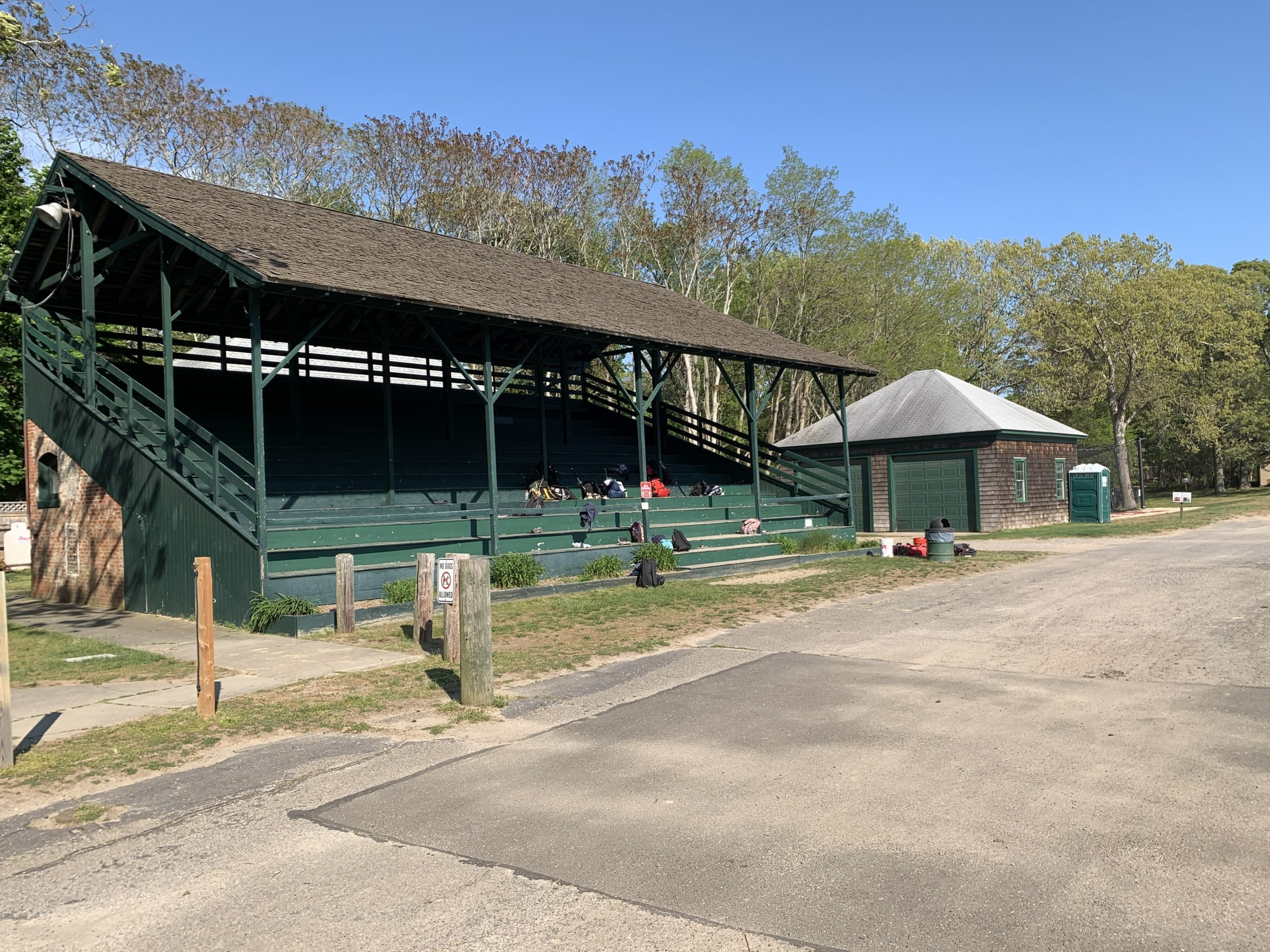 The Sag Harbor School District said it would not renew its contract with the park for the next school year.