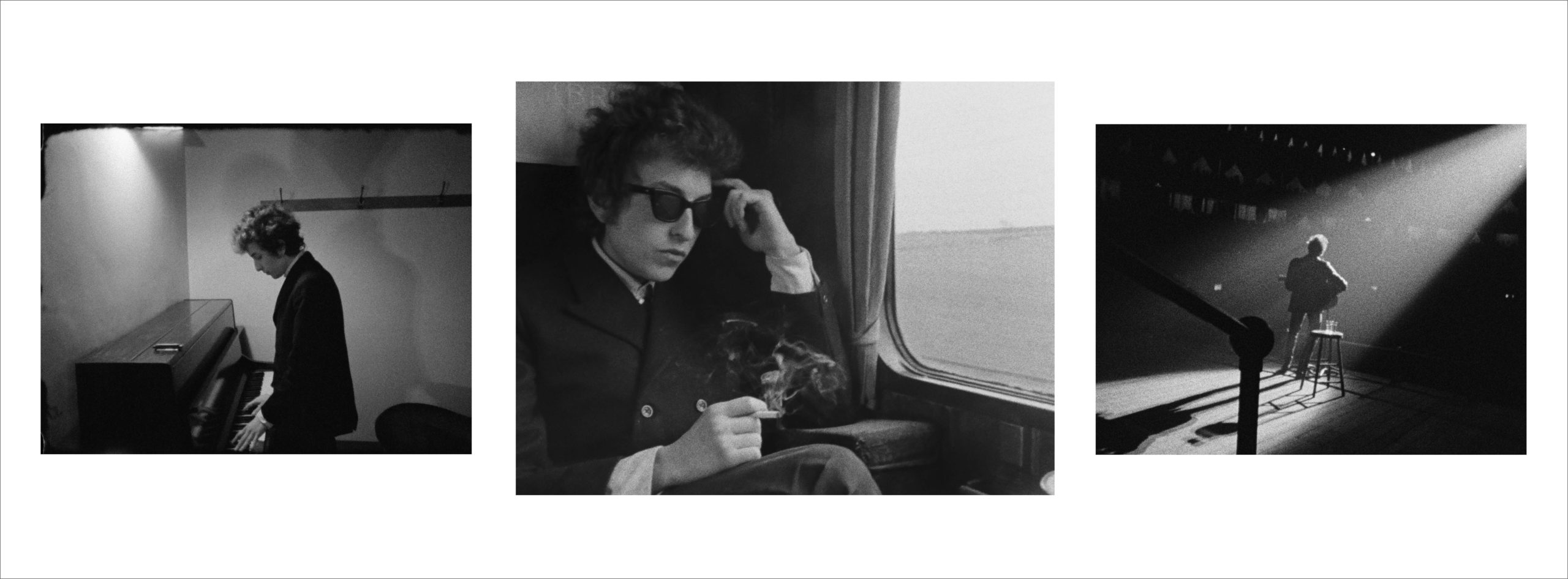 A Bob Dylan triptych from