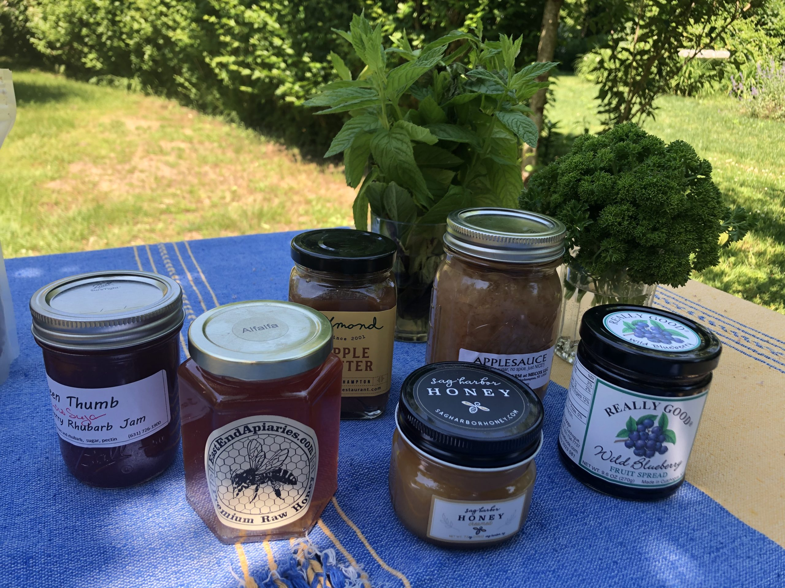 Extend the taste of summer with all that local farmers preserve, jar, pickle, dry, can, cure, and even freeze for winter.