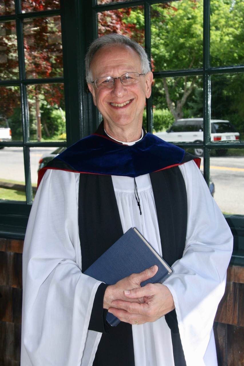 Reverend Dr. Richard D. McCall returns for his 22nd season at the Church of the Atonement in Quogue this weekend.