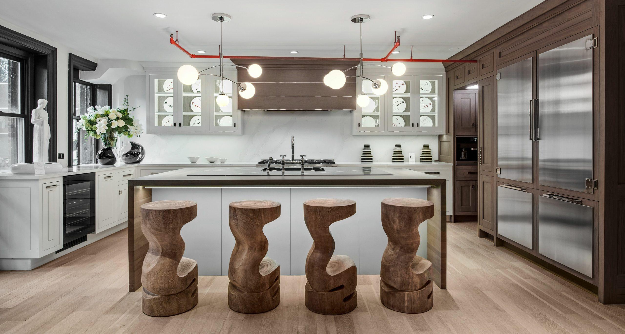 A Bakes & Kropp kitchen. COURTESY BAKES & KROPP
