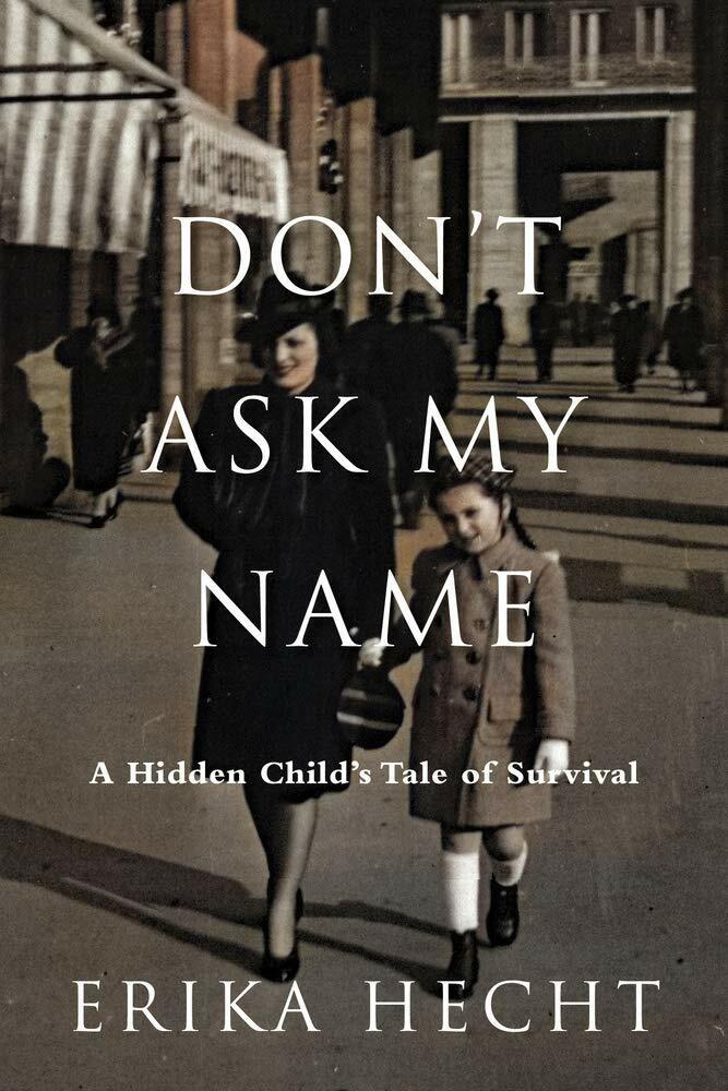 Cover of Erika Hecht's memoir