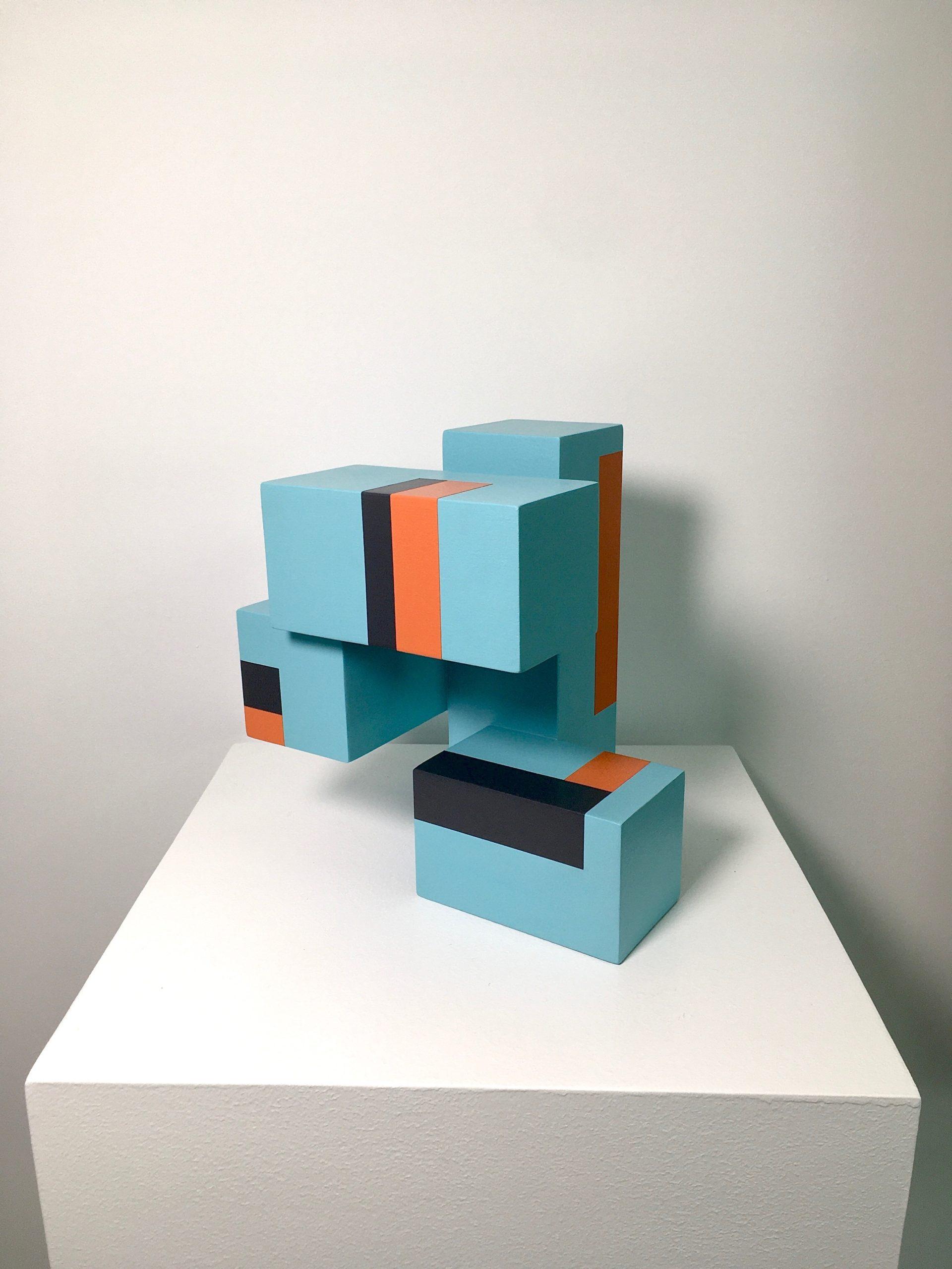 Chris Kelly's sculpture