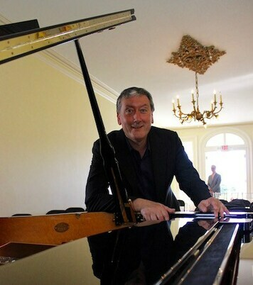 Pianist Paolo Bartolani is the founder and artistic director of Rites of Spring Music Festival.