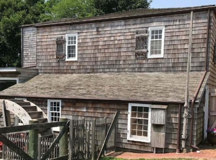 Water Mill Museum Closes for 2021 Season
