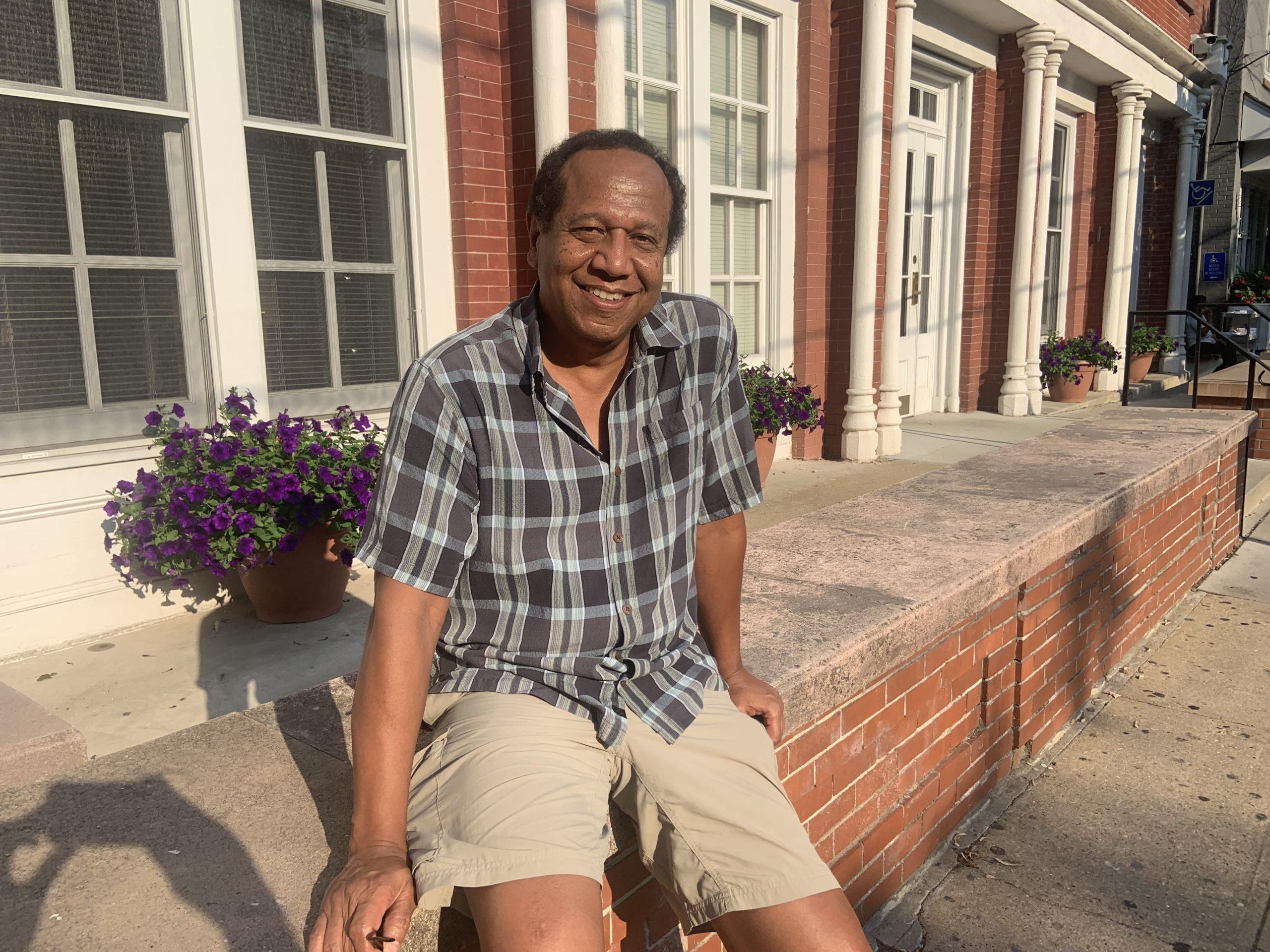 New Sag Harbor Village Trustee Ed Haye. STEPHEN J. KOTZ