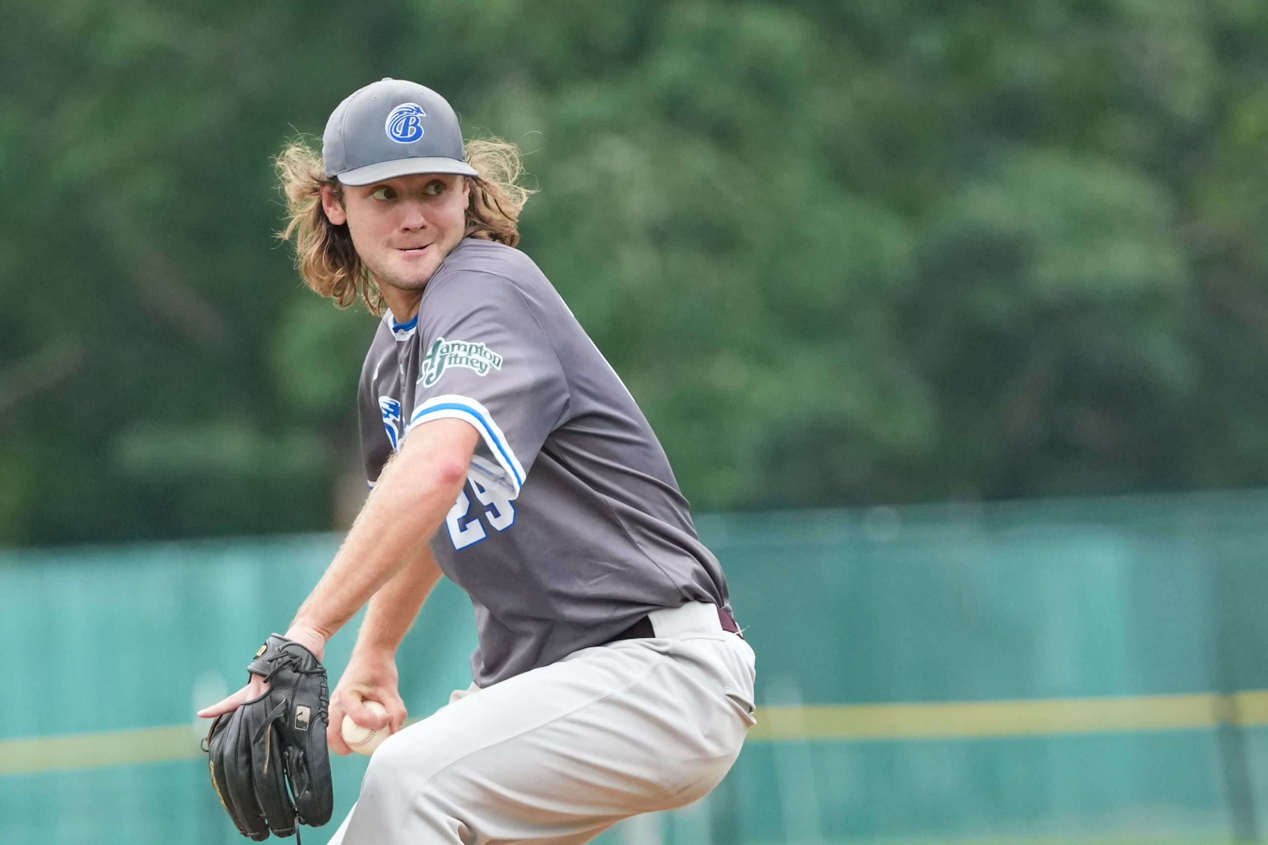 Michael Volgende (Tufts) started on the hill for the Breakers on Sunday but didn't factor into the decision.