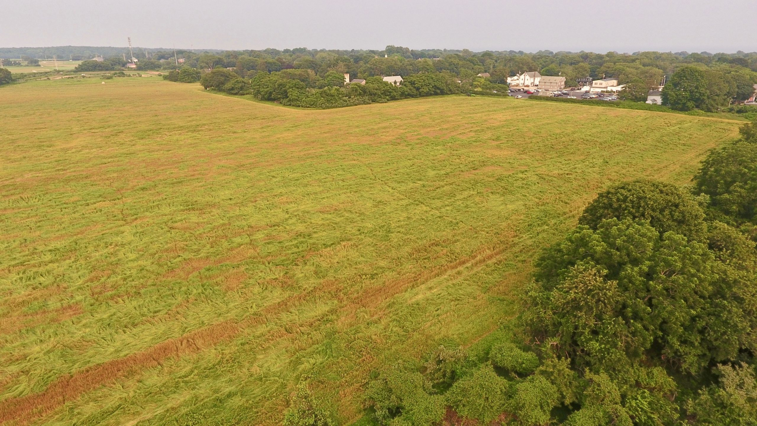 The town will pay the Bistrian family $28 million over the next two years for owner ship of parts of the family's Amagansett farm and for development rights off of other parts. The town will retain a portion of the land to use for