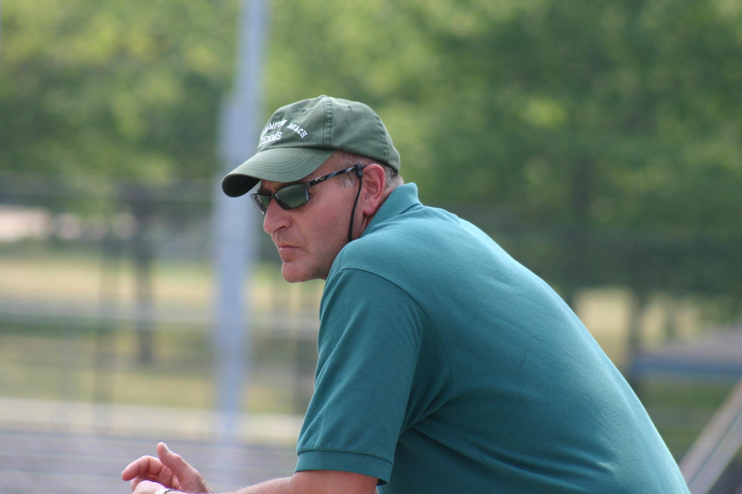 John Czartosieski will not be returning as head coach of the Westhampton Beach varsity boys and girls tennis teams.