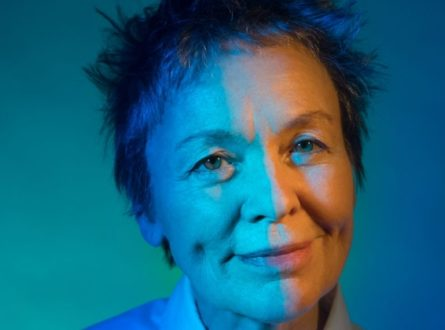 Road Rave with Laurie Anderson