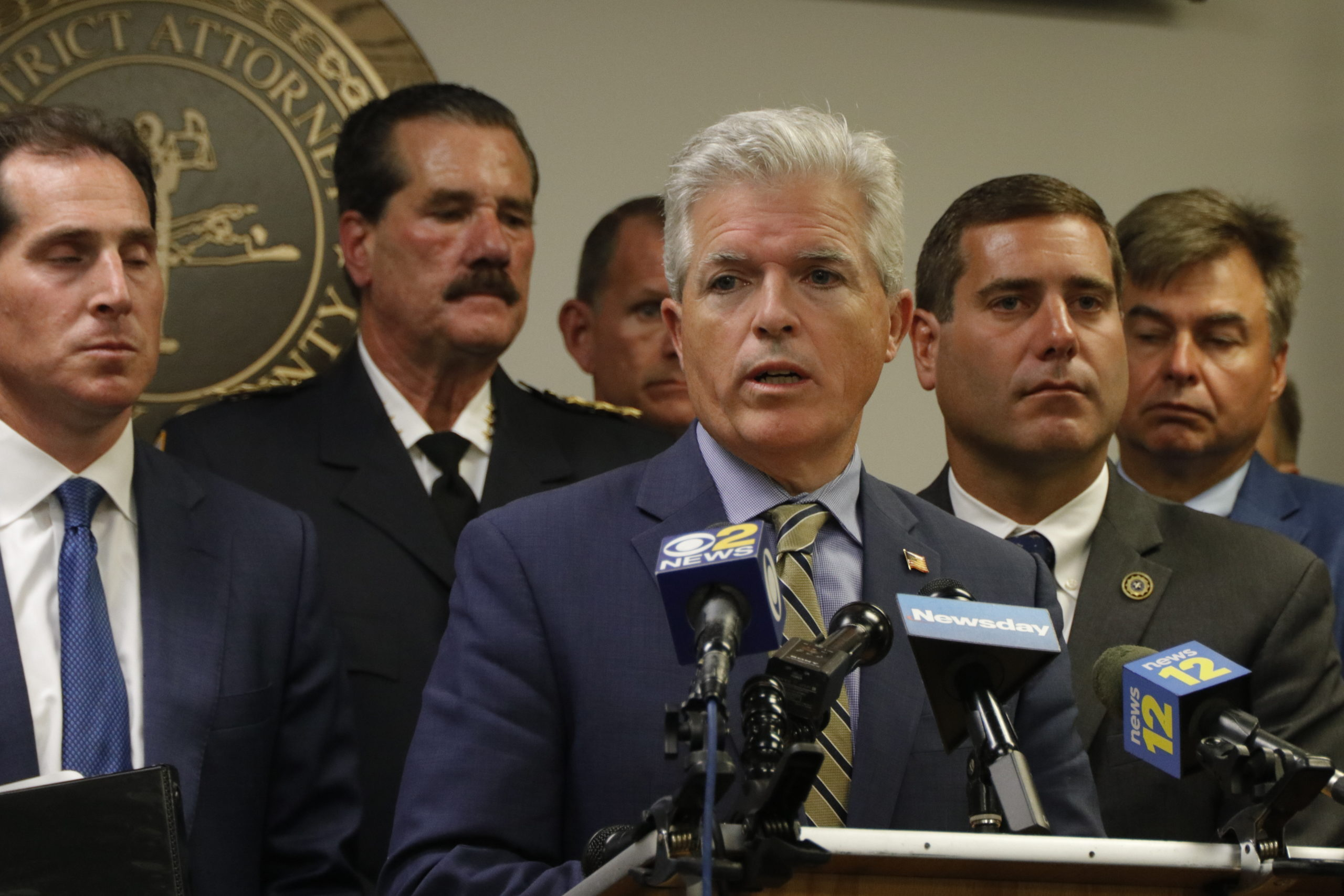 Suffolk County Executive Steve Bellone urged  the passage of the