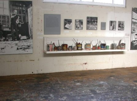 Physical Challenges & CreativeOpportunities with Artist, Matt Raynor – Pollock-Krasner Zoom