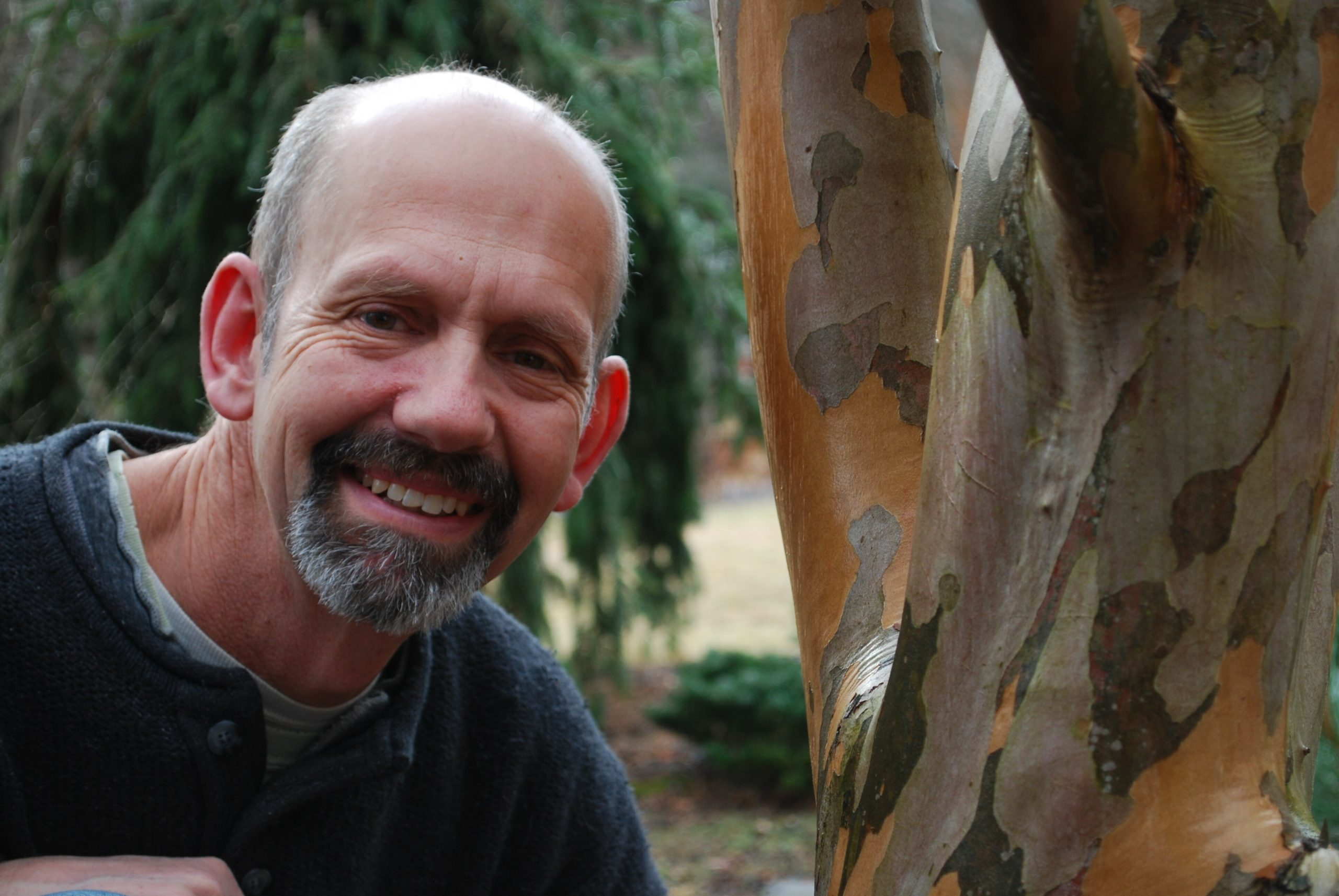 Andy Brand, the interim director of horticulture at Coastal Maine Botanical Gardens and an upcoming Horticultural Alliance of the Hamptons guest speaker.
