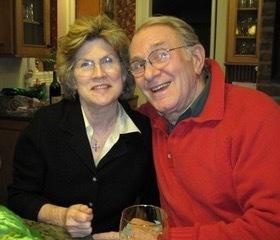 Bernie and Sarajane Giere.