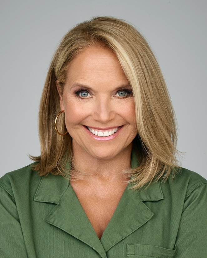 Katie Couric will serve as the Celebrity Marshall of the Hope for Depression