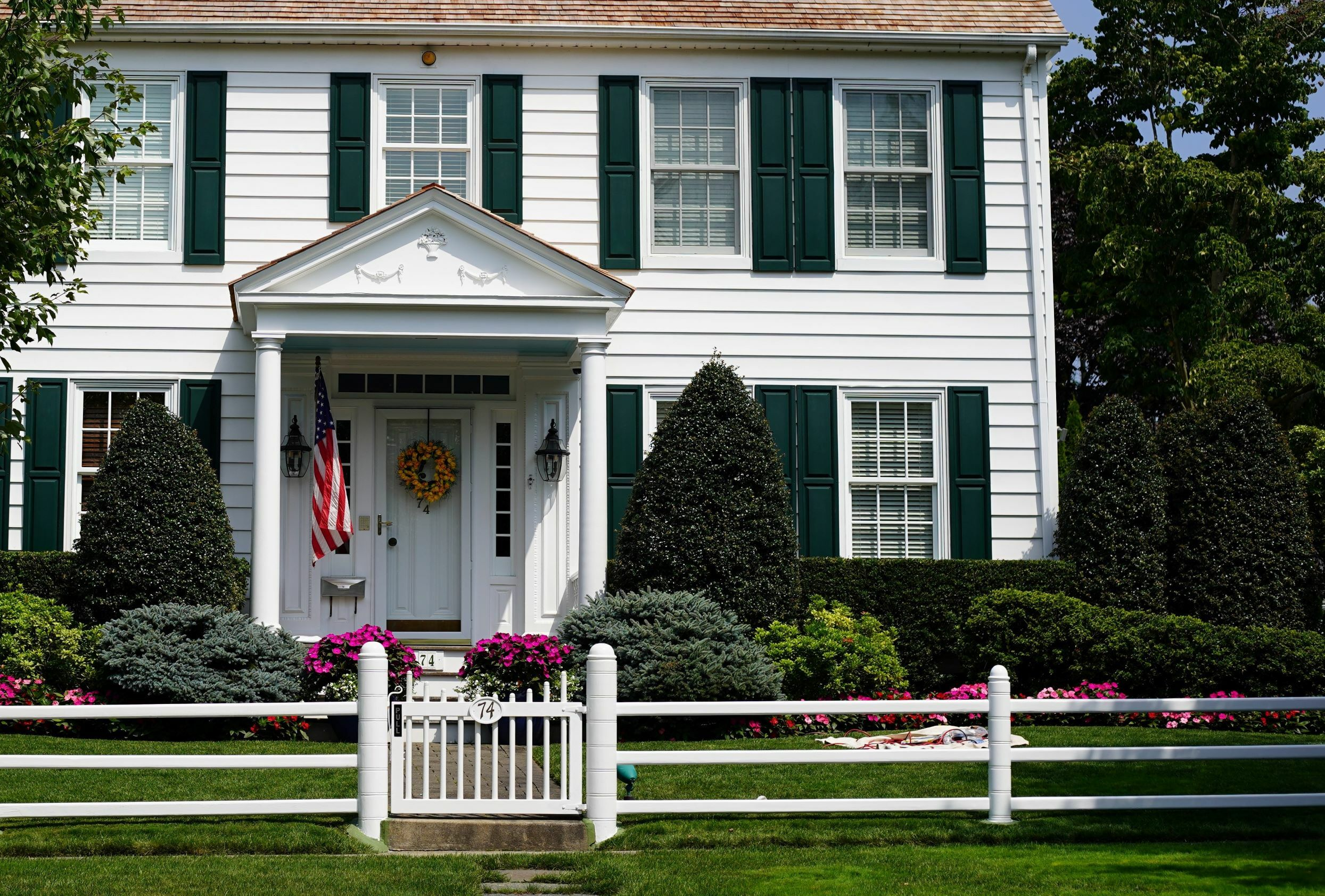 The Edwin Post House