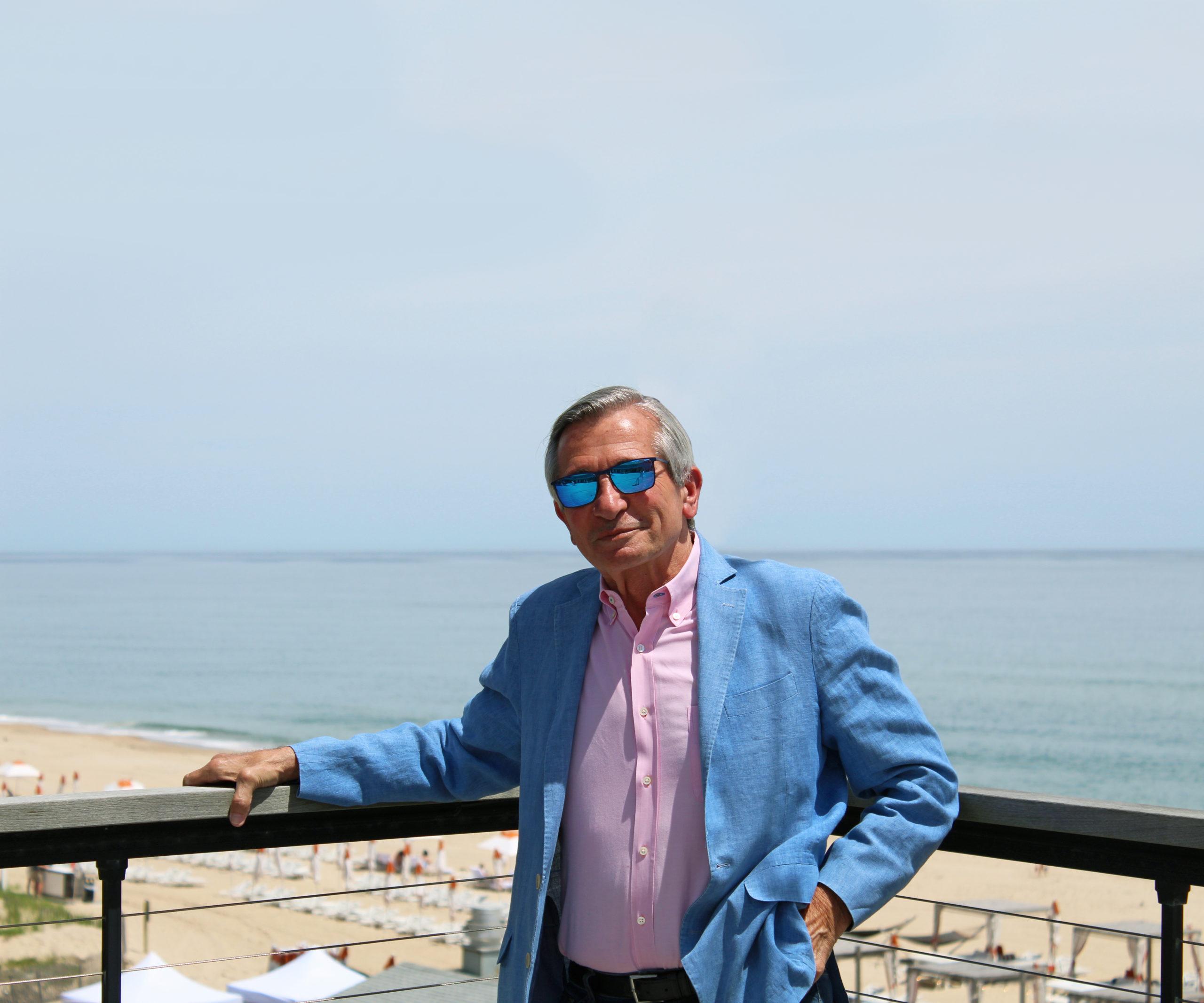 Enzo Morabito, associate real estate broker with Douglas Elliman