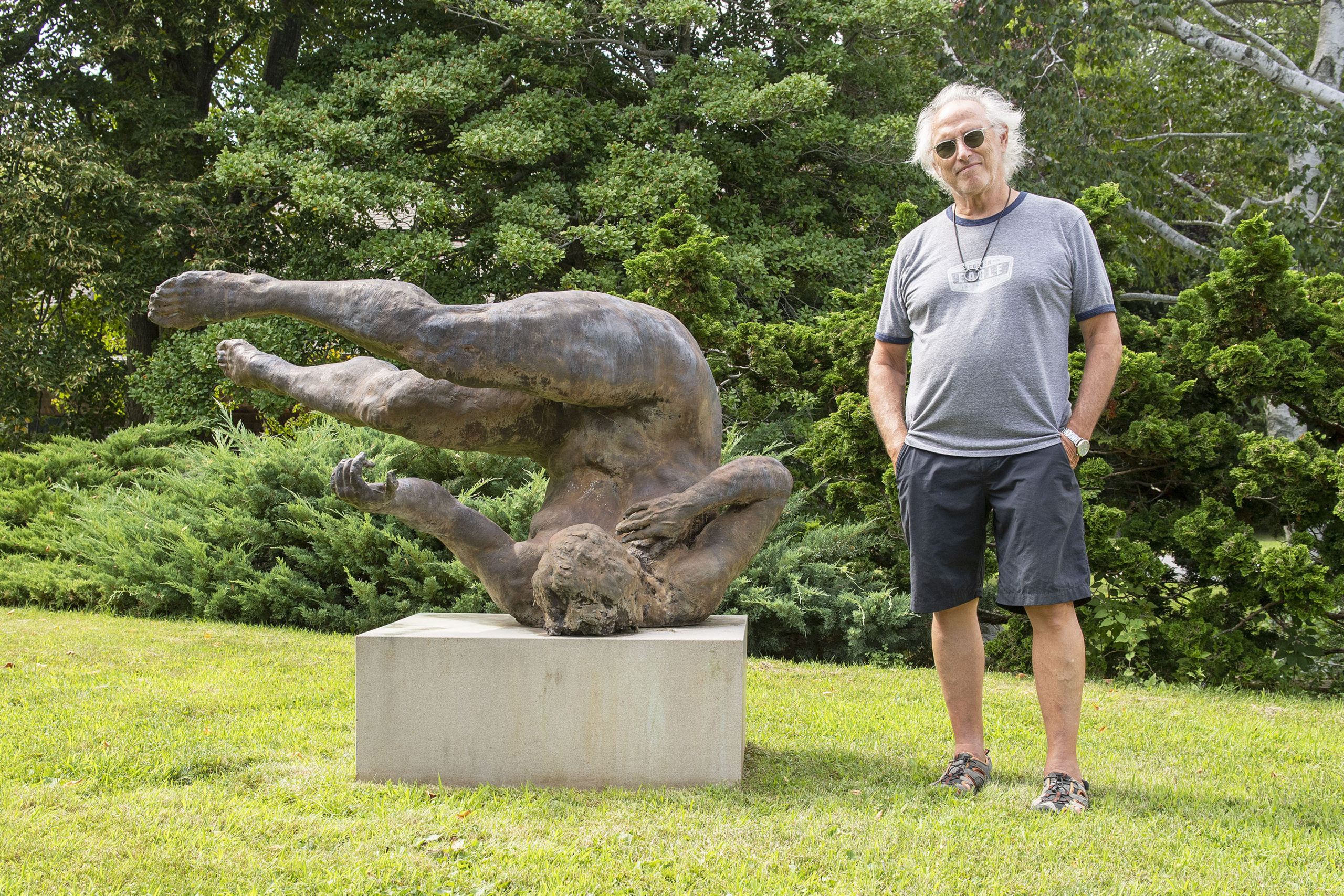 Eric Fischl with