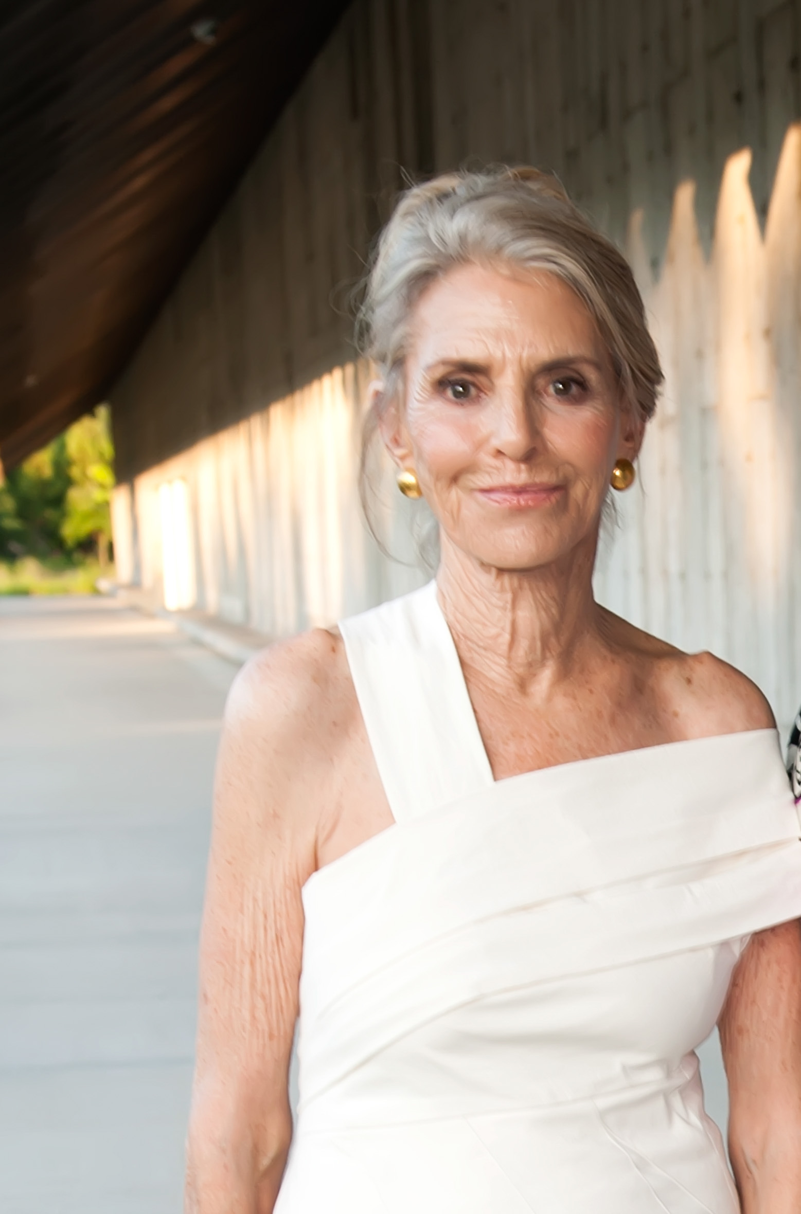 Dorothy Lichtenstein is the honorary chair of the Parrish's Midsummer Weekend gala.