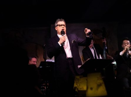 Isaac Mizrahi and his Band In Concert