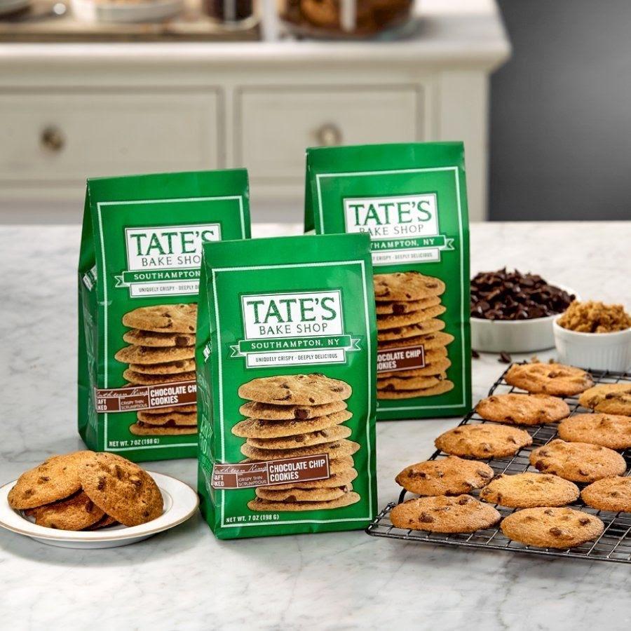 Tate's cookies are kosher.