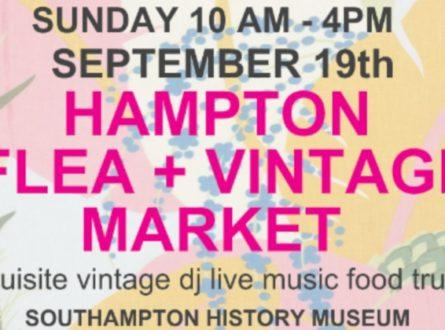 Hampton Flea + Vintage Market