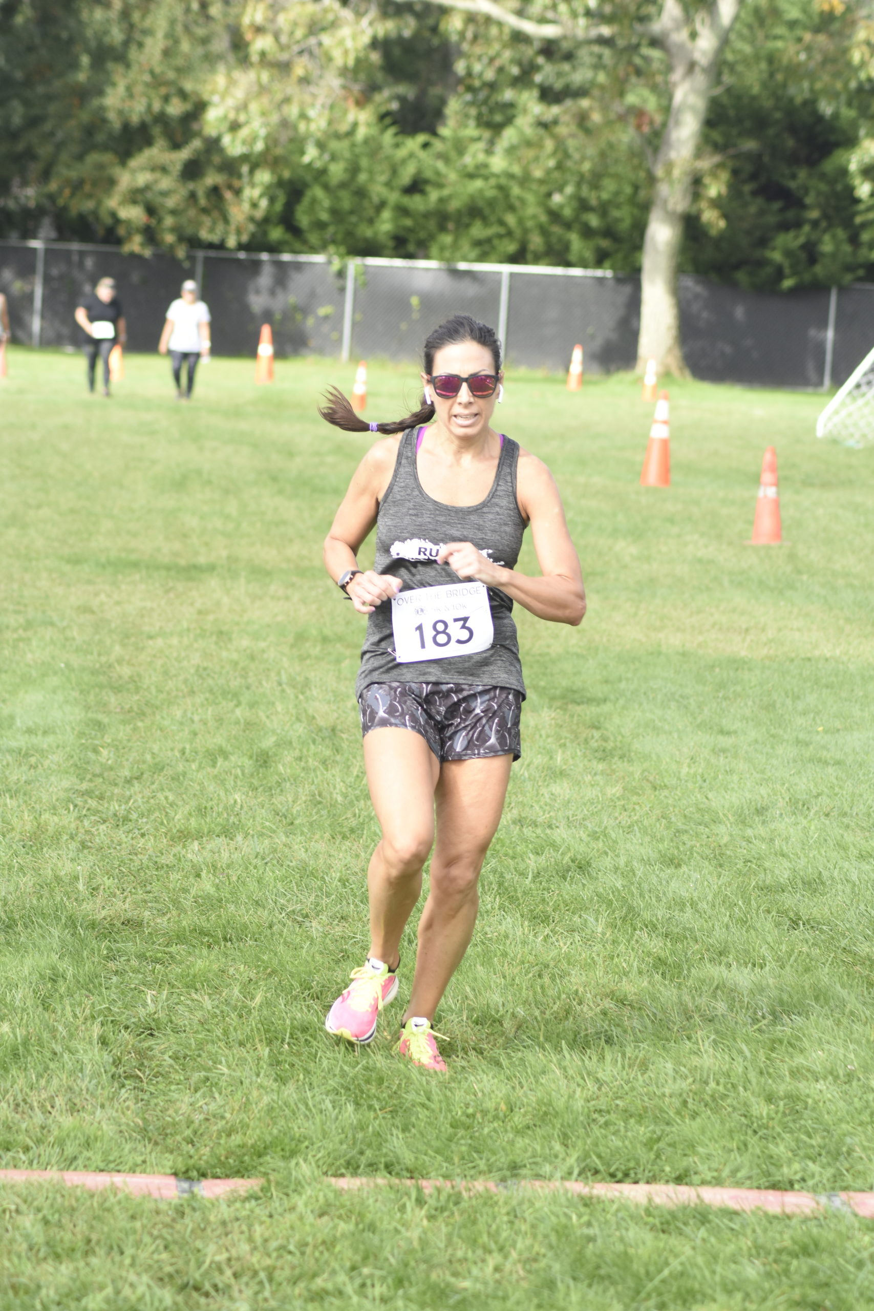 Deanna Devon of Rocky Point was the female champion of the 10K.