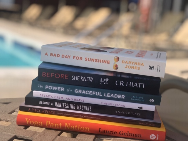 Bedside Reading's books for the weekend of September 17.
