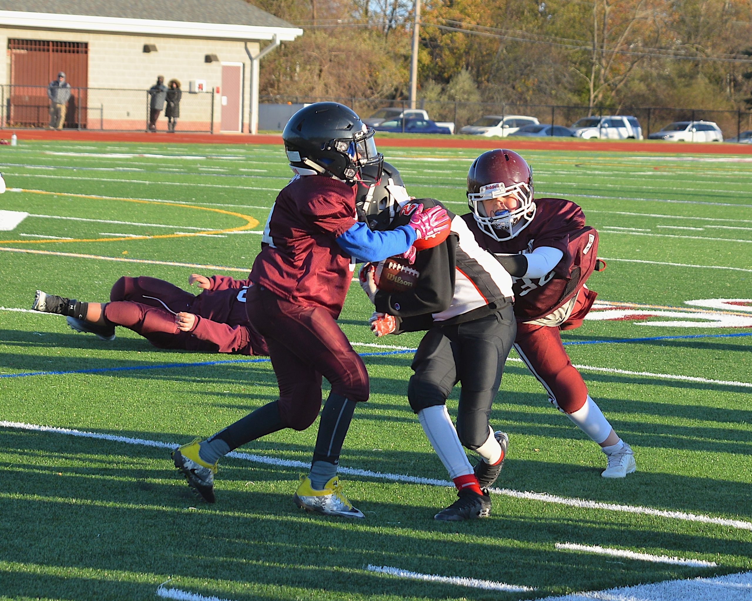 The South Fork P.A.L. team went 9-0 in 2019. Many of those fifth- and sixth-graders are now seventh- and eighth-graders who were expected to provide a strong JV team before it folded due to not having enough players.