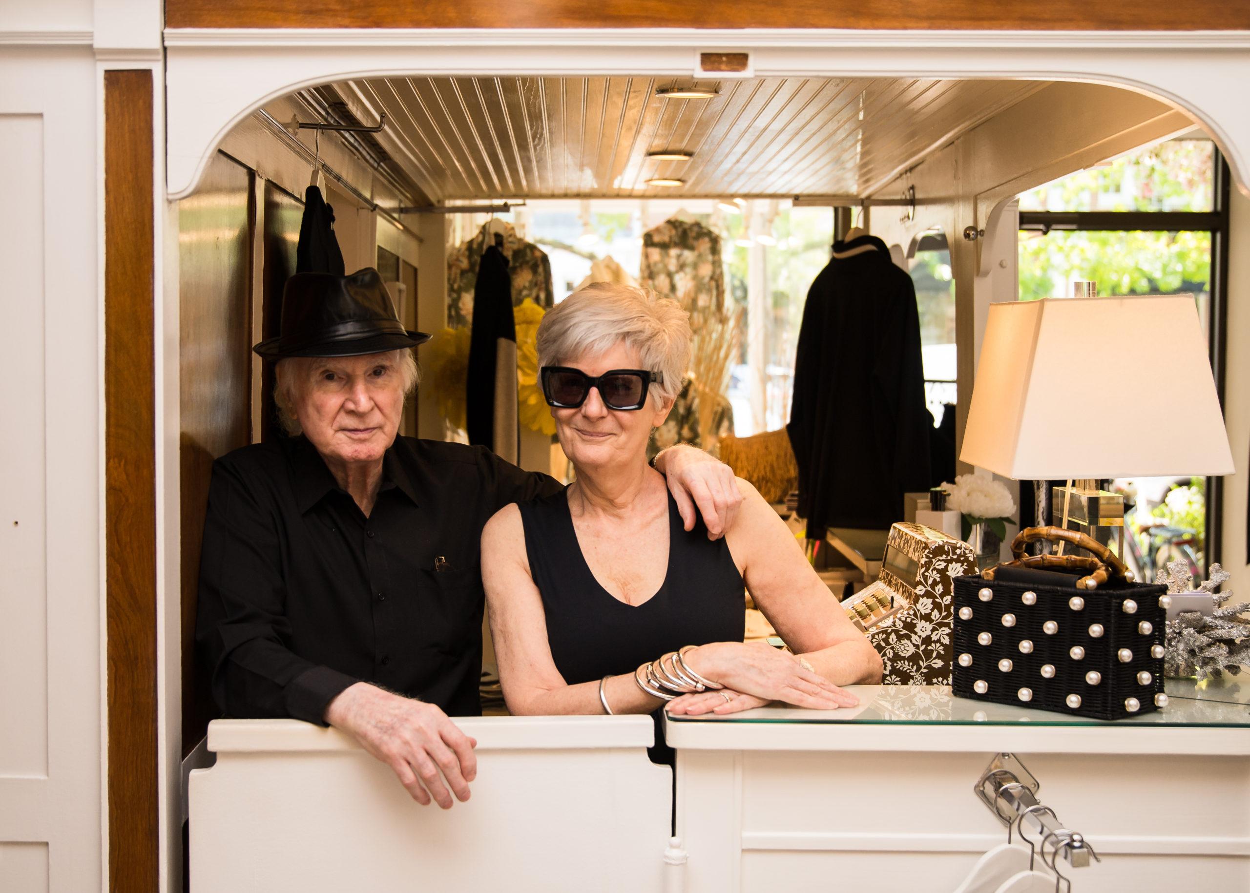Deborah Ohana has earned loyal customers over the years who appreciate her fashion sense and eye for what looks good.