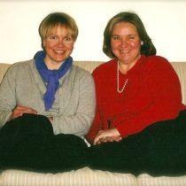 Elsa Gronlund Griffin and Linda Gronlund