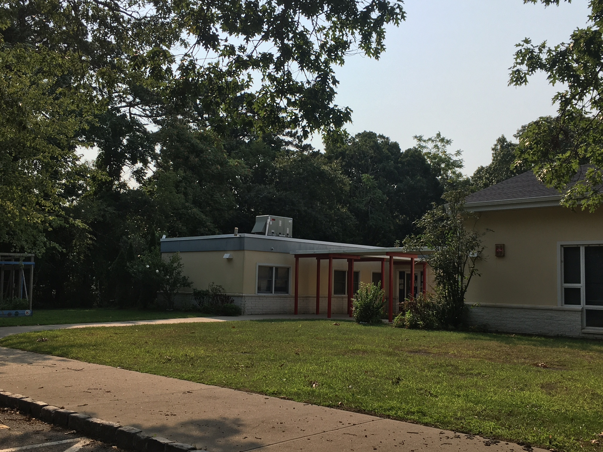 The community's wish list includes the expansion of the existing Riverside Child Enrichment Center on Flanders Road.