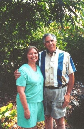 Linda Gronlund and Joe DeLuca.